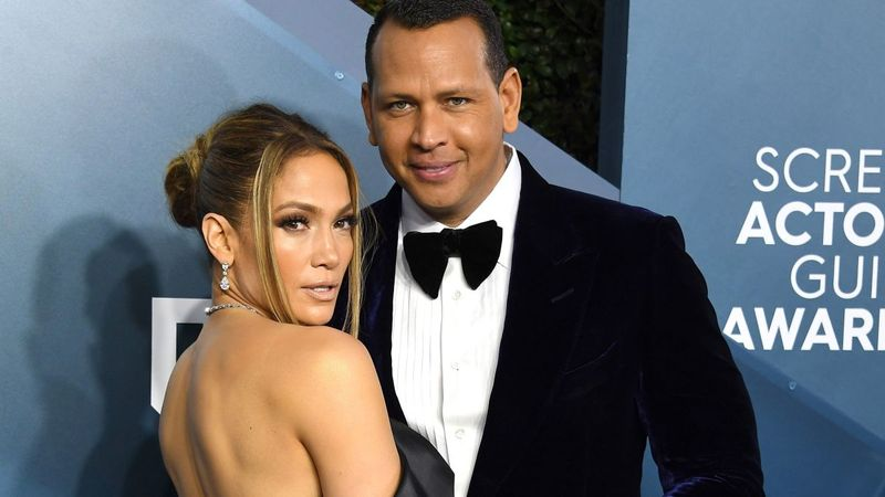 Jennifer Lopez s-a despărțit de Alex Rodriguez