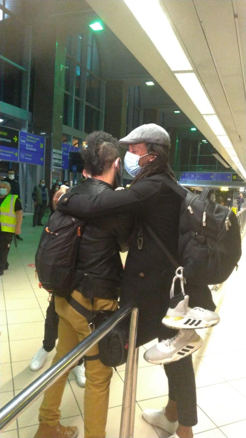 Musty a ajuns în România!
