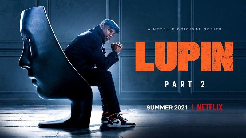 Teaser Lupin sezonul 2