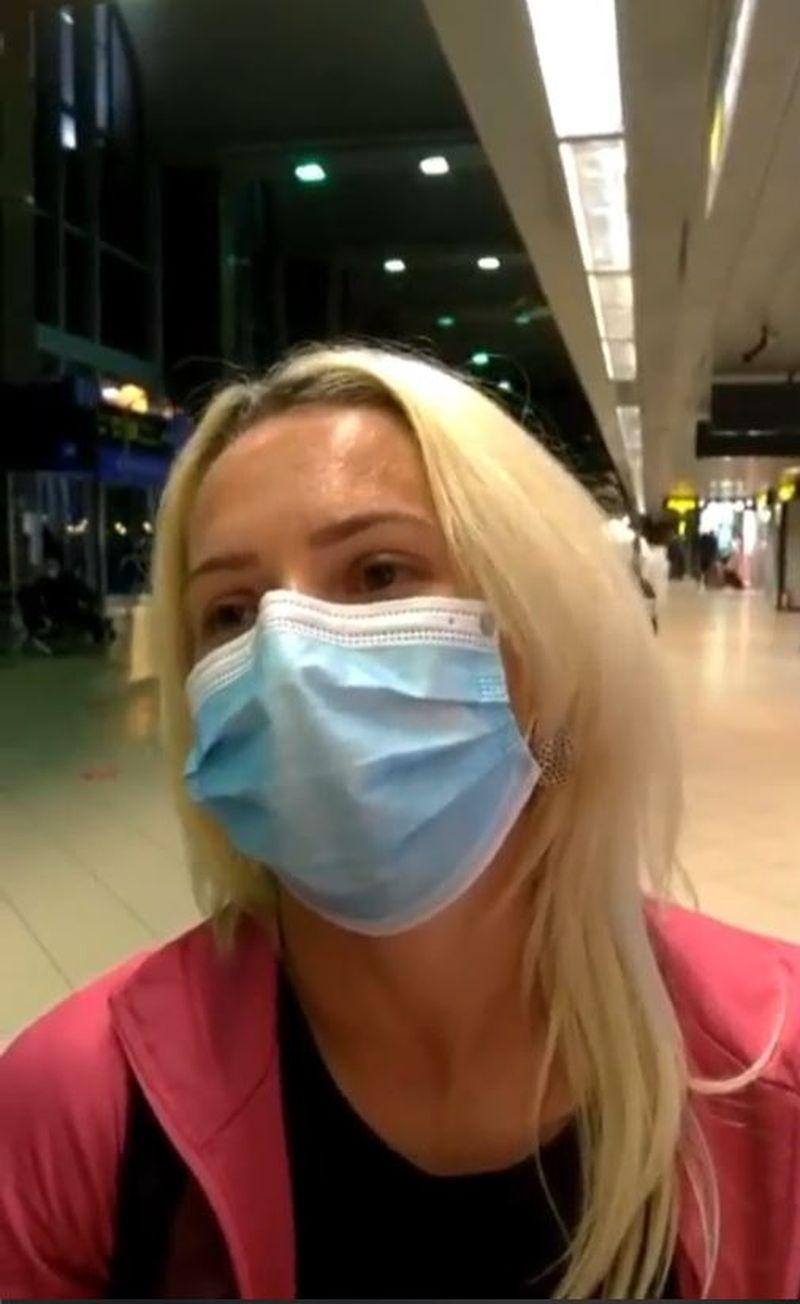 Romina de la Survivor România a ajuns acasă. Primele declarații de la aeroport