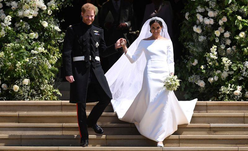 Meghan Markle și Prințul Harry nu s-au căsătorit în secret așa cum au zis! Cine i-a dat de gol