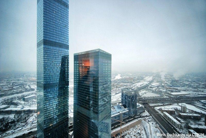 Top 5 cele mai înalte clădiri din Europa