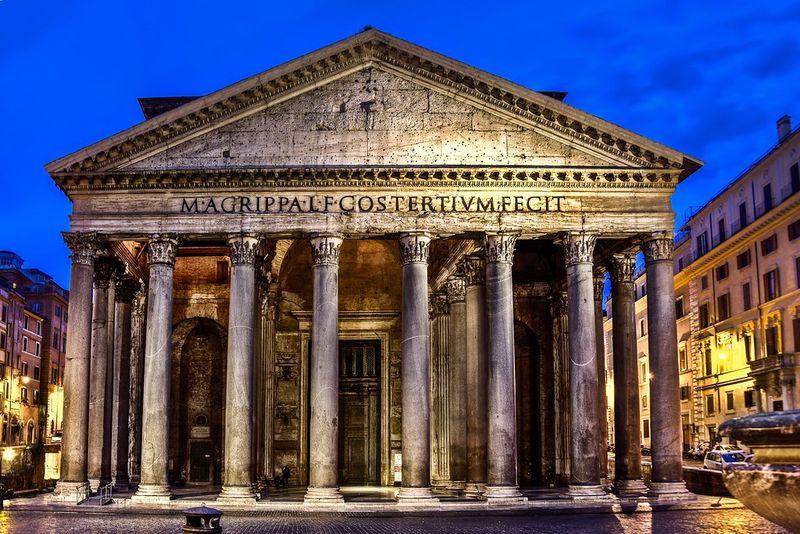 Cinci obiective turistice pe care trebuie neapărat să le vezi în Roma