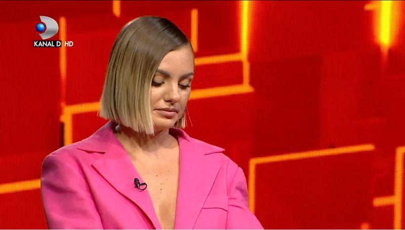 Alexandra Stan a povestit despre bătaia încasată de la Marcel Toader