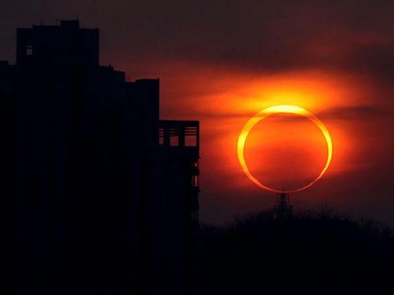 Când va avea loc următoarea eclipsă de soare vizibilă în România