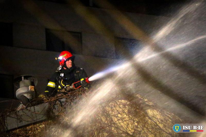 Ce salariu încasează lunar un pompier de la brigada ISU București