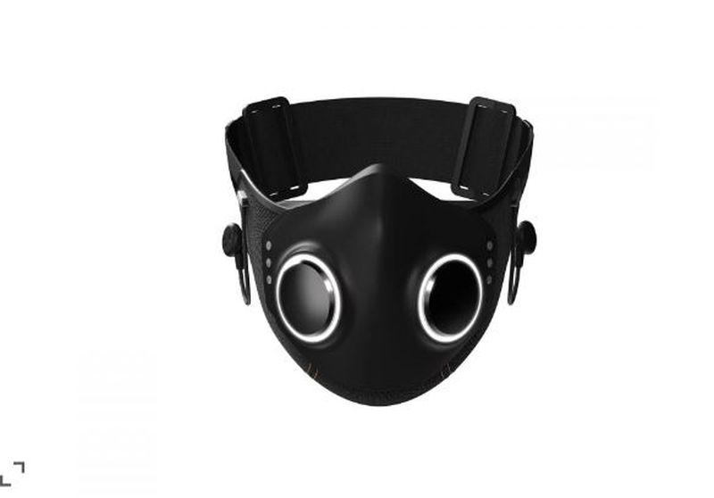 Will.i.am lansează masca facială cu Bluetooth