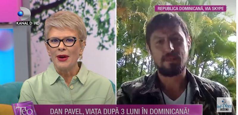 Ce spune Dan Pavel despre întoarcerea Anei Porgras în competiție