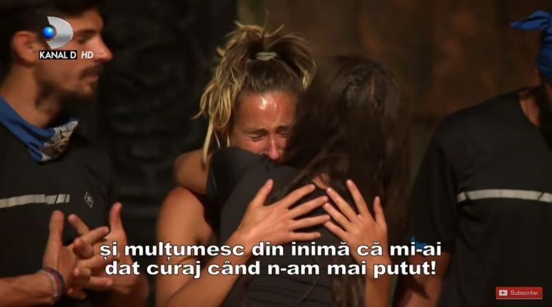 Sindy a izbucnit în hohote de plâns după plecarea Mellinei