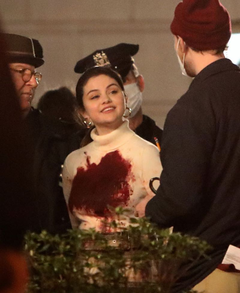 """Selena Gomez se află pe platourile de filmare ale serialului """"Only Murders In The Building"""""""