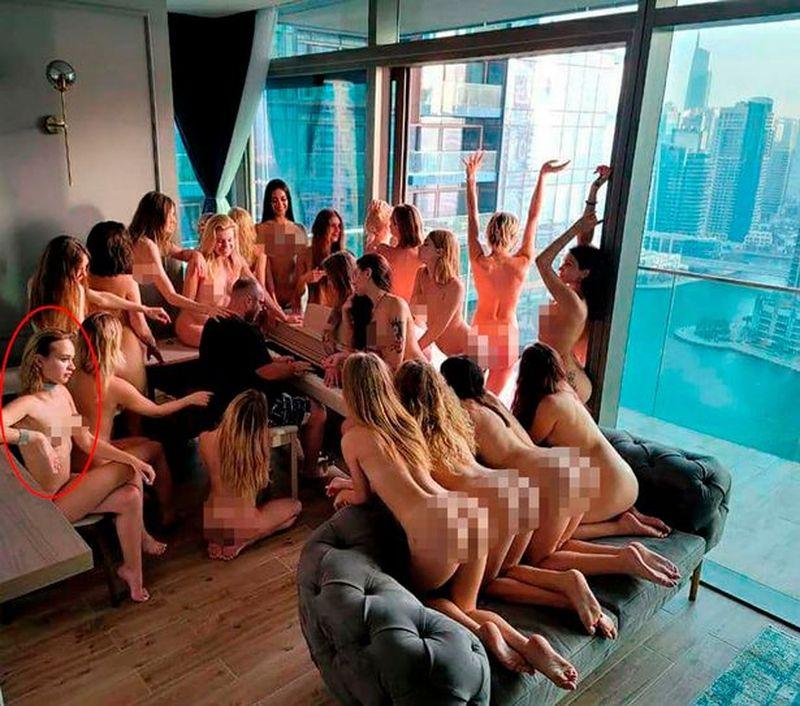 12 modele au fost arestate în Dubai, după ce au pozat goale pe balcon