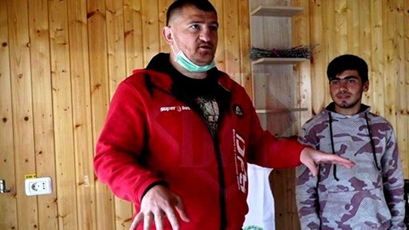 Sergiu, tăticul călăreț din Iași, explică de ce a vândut casa primită de la Moroșanu