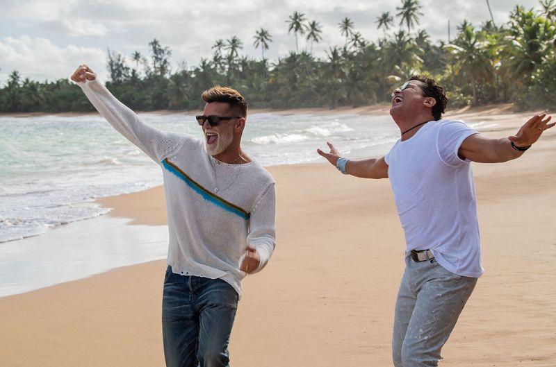 Ricky Martin și Carlos Vives