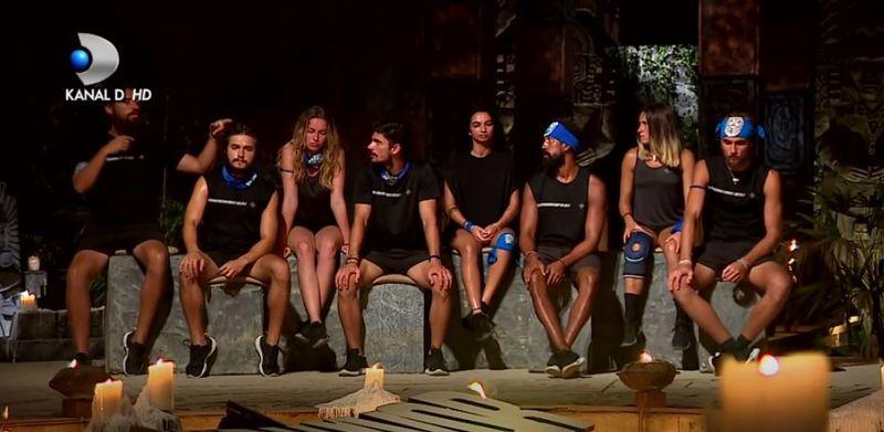 Cine a fost eliminat din competiția Survivor România