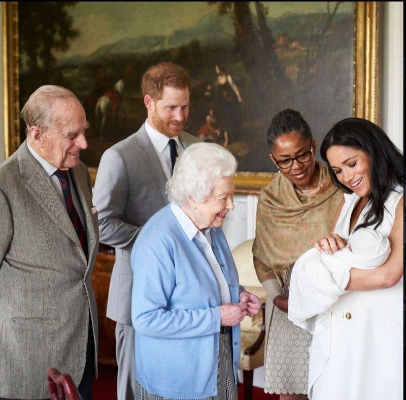 Ce nume vor alege Prințul Harry și Meghan Markle pentru fiica lor?!