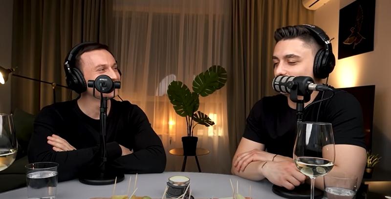 The Motans și Radu Țibulcă