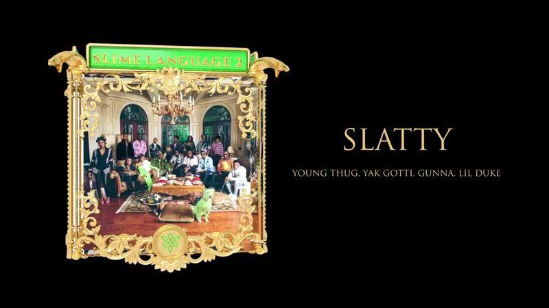 """Proiectul """"Slime Language 2"""" al rapperului Young Thug, a deputat pe primul loc în Billboard 200"""