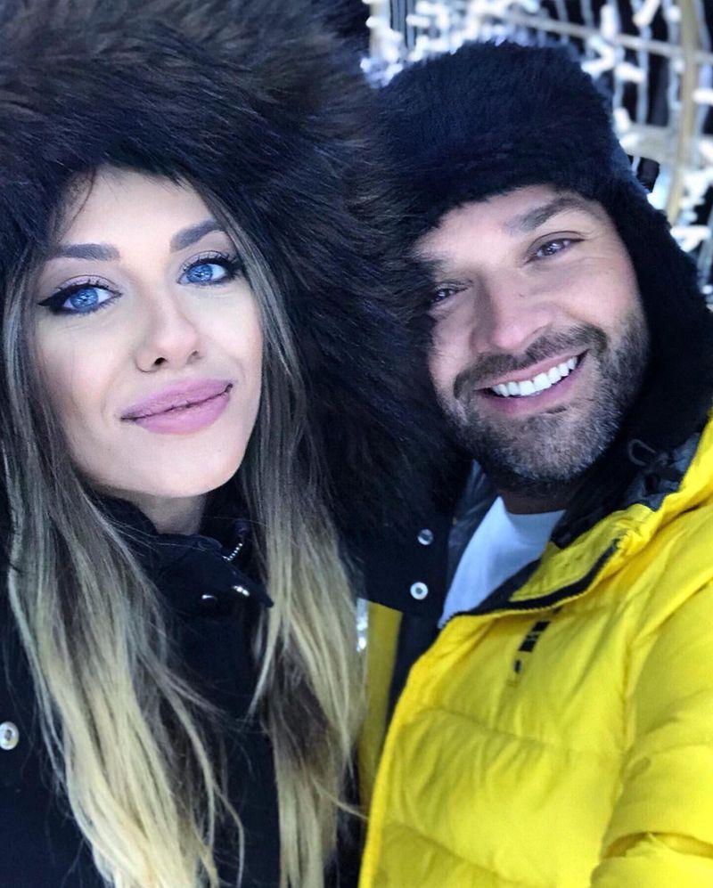 Andrei Ștefănescu și Antonia