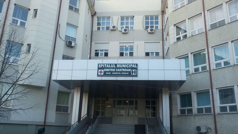 Spitalul din Huși