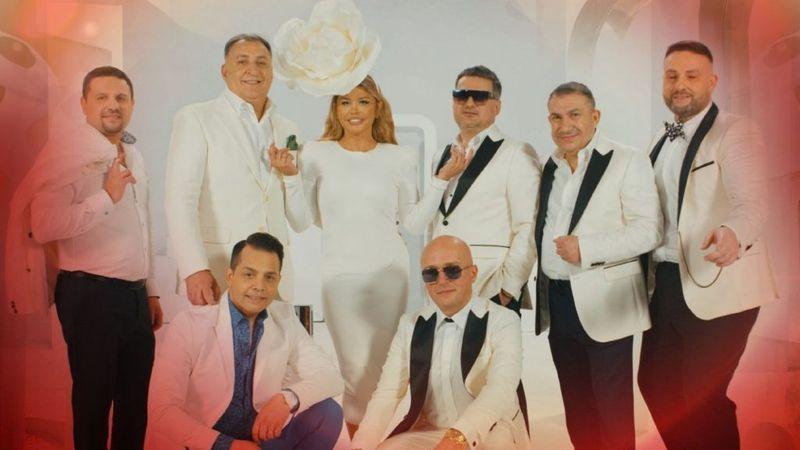 Loredana Groza, criticată pentru piesa lansată cu maneliștii