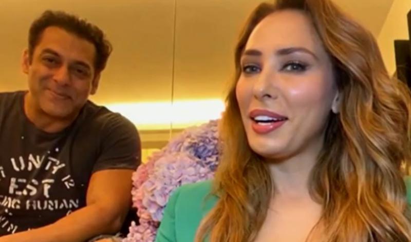 """Iulia Vântur și Salman Khan, colaborare muzicală! Cei doi artiști au lansat videoclipul piesei """"Seeti Maar"""""""