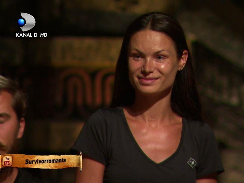 Irisha, prima reacție după ce a părăsit competiția Survivor România