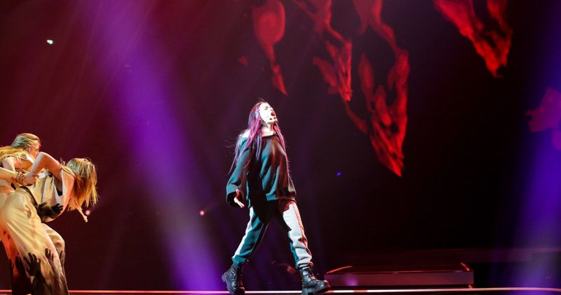 Roxen a avut primele repetiţii pentru Eurovision. Cum s-a descurcat