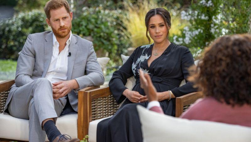 Prințul Haryy și Oprah Winfrey vor lansa un serial documentar despre sănătatea mintală! Când va avea loc premiera