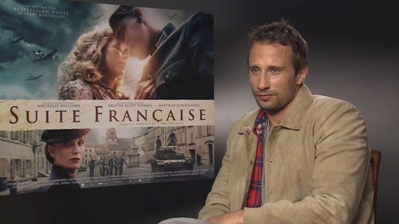"""Serialul """"Django"""", cu Matthias Schoenaerts în rolul principal, se filmează în România"""