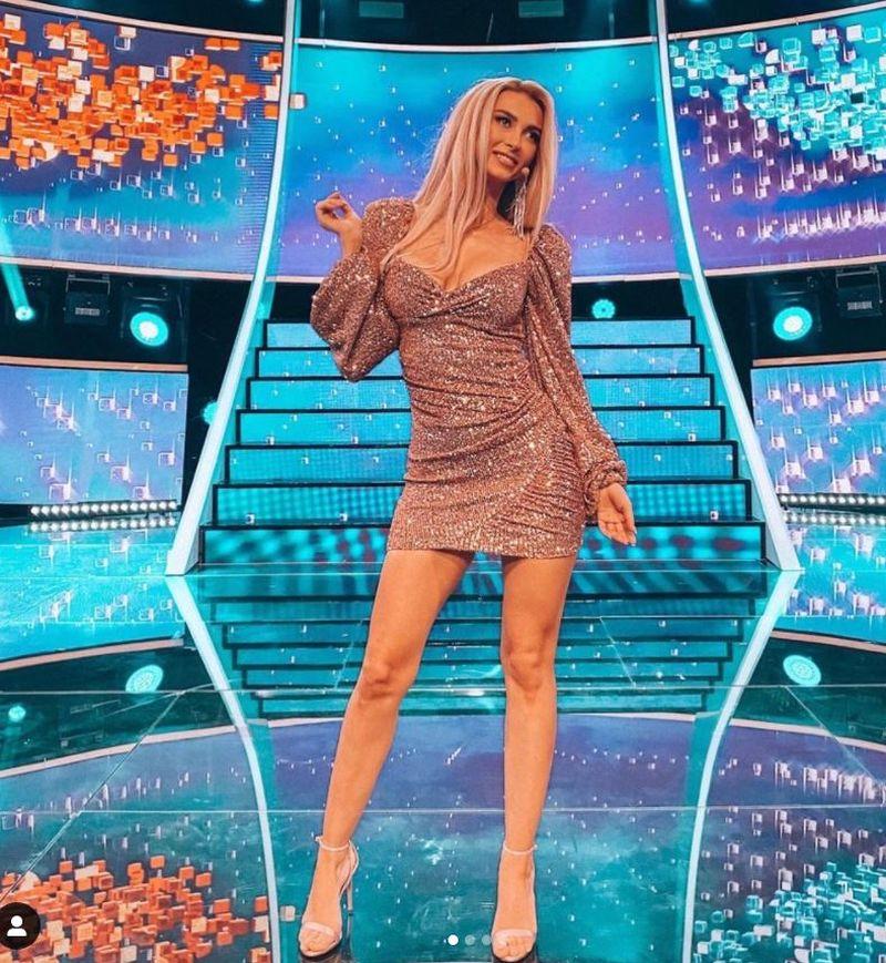 Andreea Bălan, criticată de Raluca Bădulescu