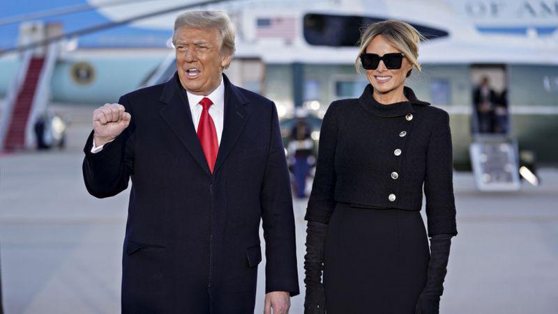 Melania și Donald Trump, surprinși împreună după ce s-a spus că divorțează! Ce se întâmplă, de fapt, între cei doi