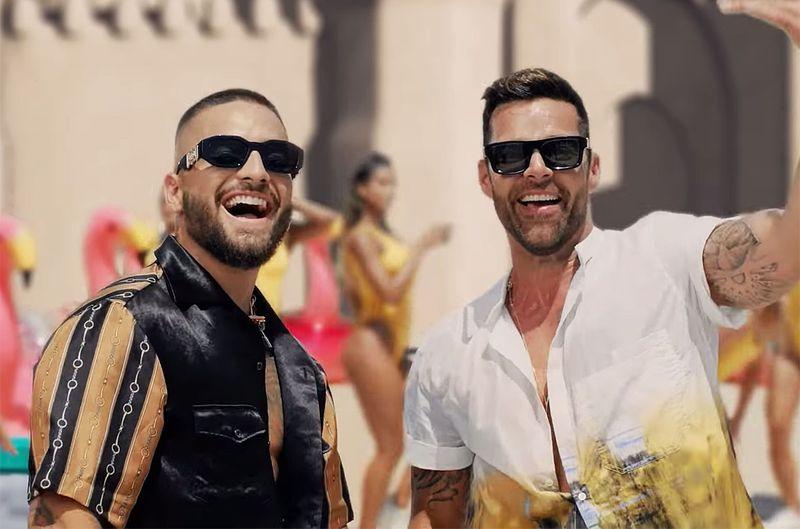 Maluma și Ricky Martin au fost dați în judecată! O femeie susține că a pierdut 500 de mii de dolari din cauza lor