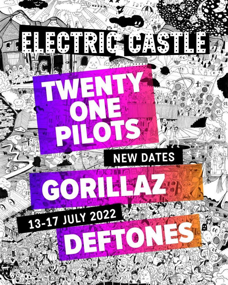 Anunțul de ultim moment al organizatorilor Electric Castle! Festivalul este amânat pentru 2022