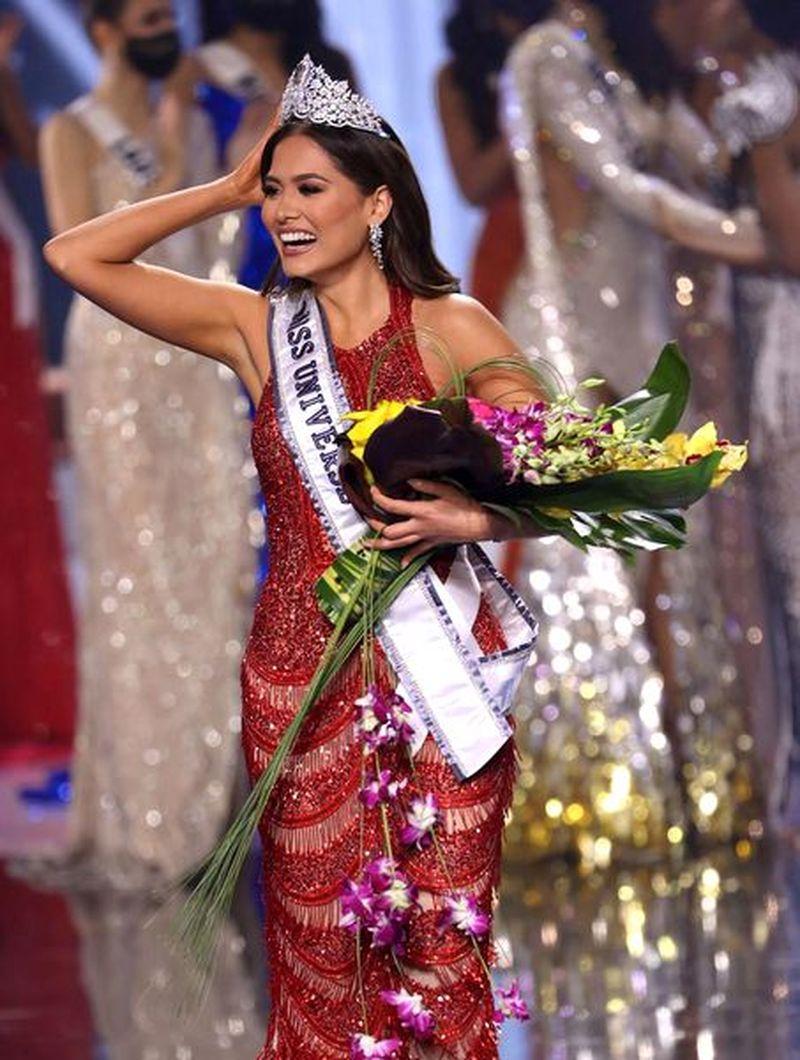 Andrea Meza, câștigătoarea Miss Univers 2021