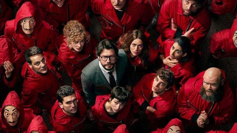 """Netflix: S-au încheiat filmările pentru ultimul sezon al serialului """"La Casa de Papel"""""""