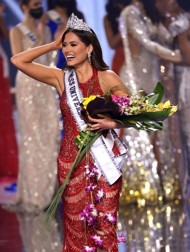 Reprezentanta Mexicului este Miss Univers 2021