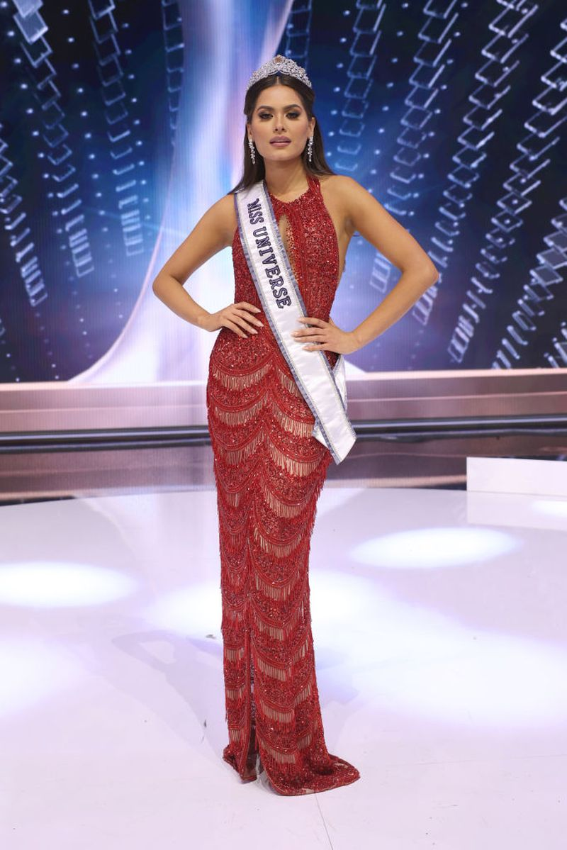 Miss Universe România, Bianca Tirsin, a avut nevoie de psiholog înainte de urca pe scenă