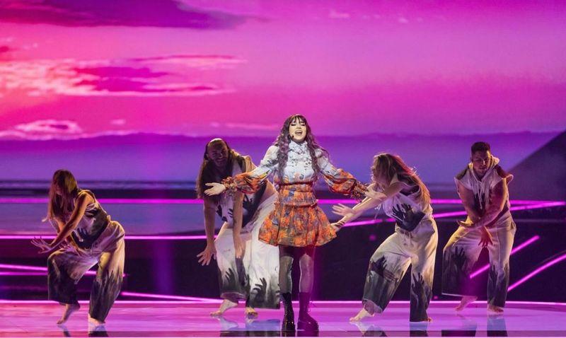 Liana Stanciu, prima reacție despre ratarea calificării în finala Eurovision 2021