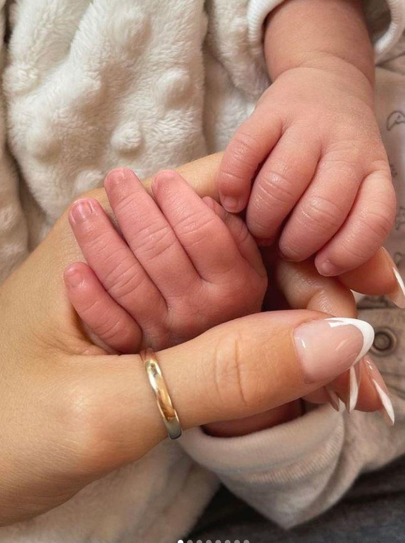Jason Derulo a devenit tătic pentru prima dată! Primele imagini cu bebeluşul