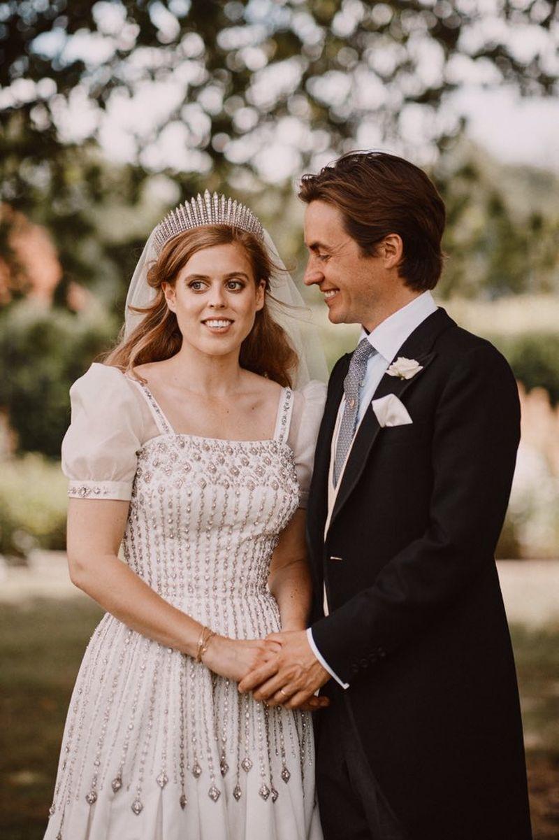 Prințesa Beatrice este însărcinată