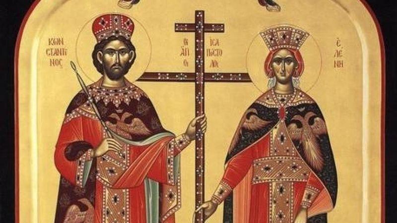 Patru tradiții și obiceiuri de Sfinții Constantin și Elena. Ce este bine să faci în această zi