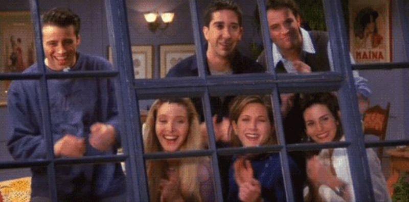 "Episodul special ""Friends: The Reunion"