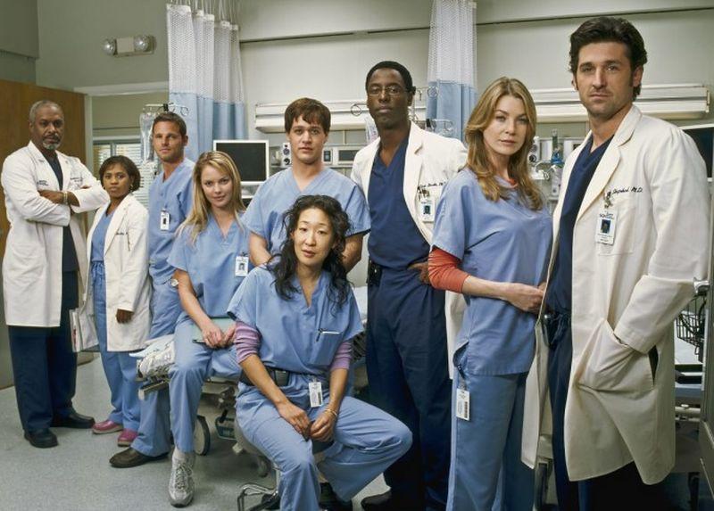 """Îndrăgitul actor din """"Anatomia lui Grey"""", Greg Germann, a părăsit serialul"""