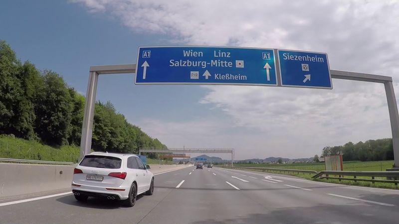 Cât costă și cum se plătește taxa de vignetă în Austria