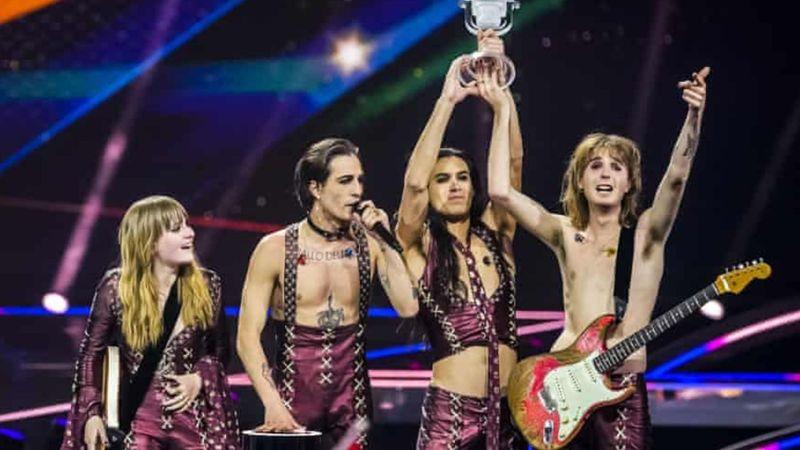 """Eurovision 2021! Ce înseamnă numele formației """"Måneskin"""""""