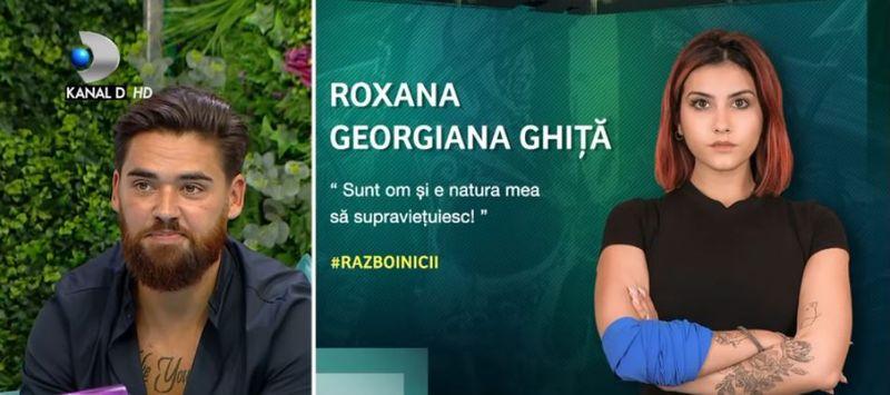 Sorin și-a caracterizat colegii de la Survivor. Ce a putut să spună despre Roxana Ghiță