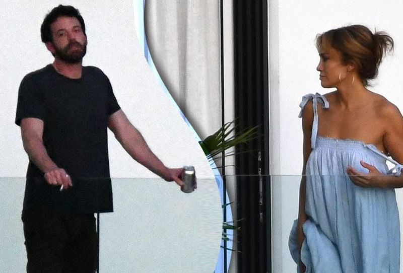 Jennifer Lopez și Ben Affleck s-au mutat deja împreună! Cum au fost suprinși cei doi