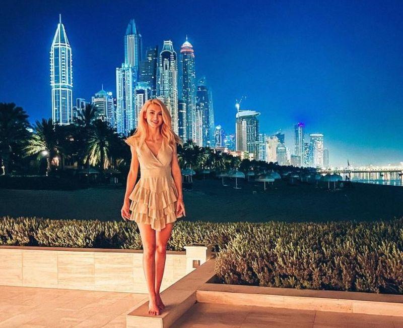 Andreea Bălan, dezăluiri despre vacanța în Dubai cu Tiberiu Argint