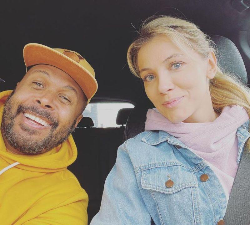 Primele reacții ale lui Cabral după ce a aflat că soția sa, Andreea Ibacka este însărcinată