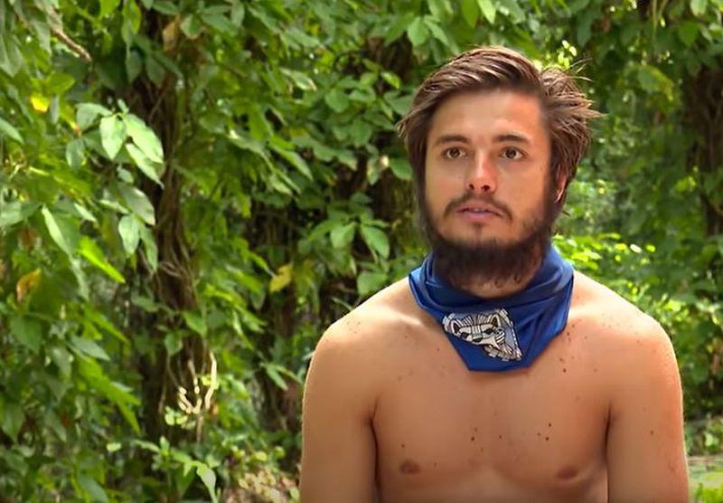 Albert Oprea, favoritul publicului la Survivor România